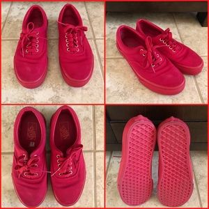 Vans Used (Women's 8/ Men's 6.5)